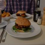 Krawummel Veggie Burger © entdecker-greise.de