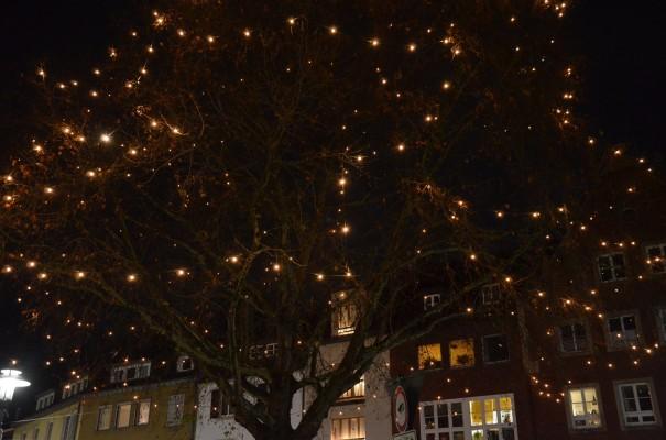 Kuhviertelromantik bei Nacht © entdecker-greise.de