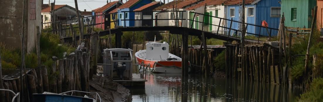 Ile d Oléron Brücke am Hafen ©entdecker-greise.de
