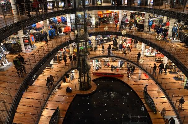 Shoppen oder Schauen - im Globetrotter ©entdecker-greise.de