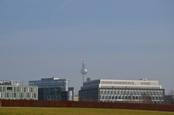 Berlins Wahrzeichen, der Fernsehturm ©entdecker-greise.de