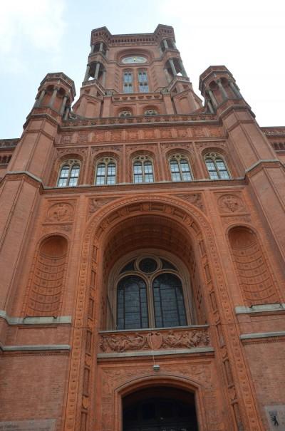 Das Rote Rathaus in Berlin ©entdecker-greise.de