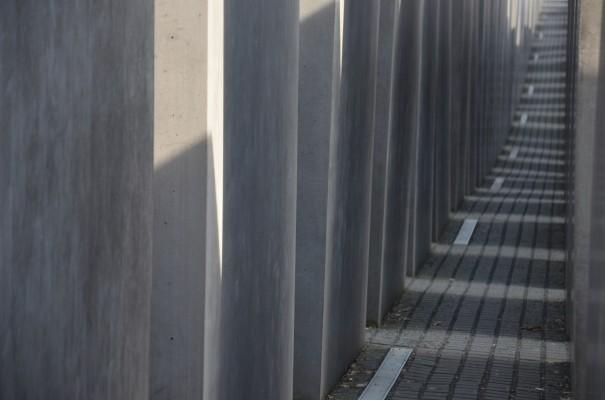 Das Stelenfeld in Berlin ©entdecker-greise.de