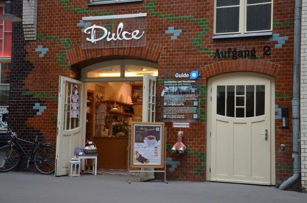 """""""Dulce"""" in den Hackeschen Höfen ©entdecker-greise.de"""
