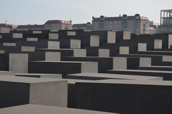 Holocaust Mahnmal Berlin ©entdecker-greise.de
