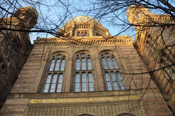 Neue Synagoge Oranjeburger Straße ©entdecker-greise.de