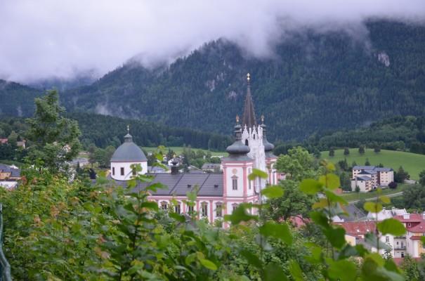 Das Ziel des Via Sacra - Mariazell ©entdecker-greise.de