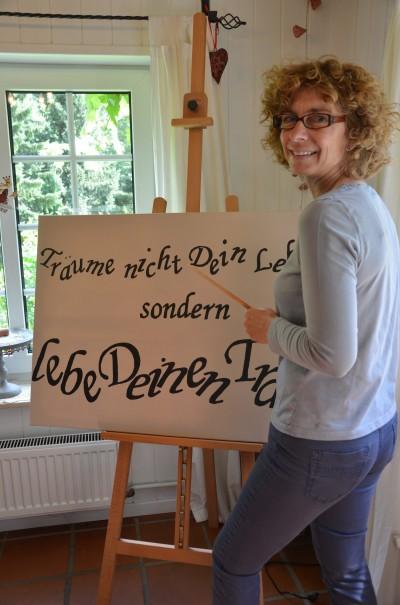 Freiheit kann ich mir nur selbst zum Geschenk machen ... ©entdecker-greise.de