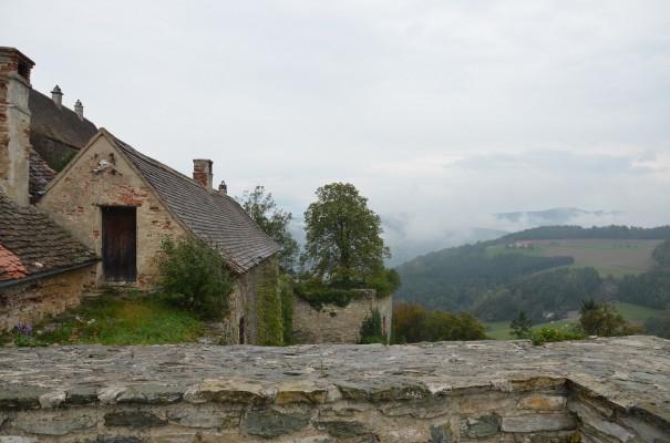 Herrlicher Ausblick von Burg Bernstein ©entdecker-greise.de