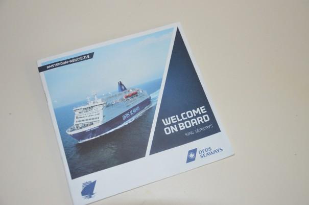 Leinen los und auf geht es nach Schottland, mit der DFDS Seaways ©entdecker-greise