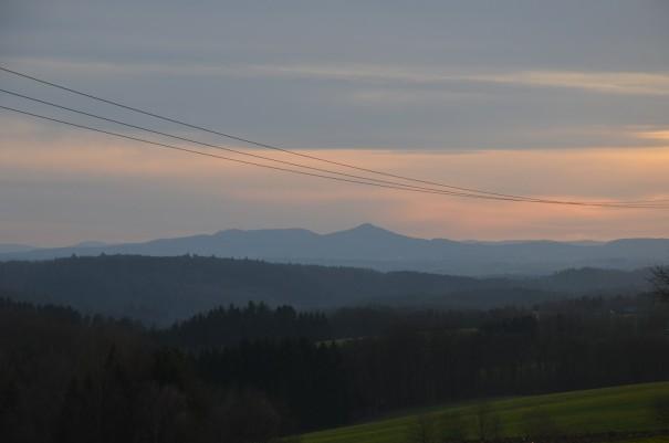 Mein erster Blick auf die Ausläufer des Siebengebirges ©entdecker-greise.de