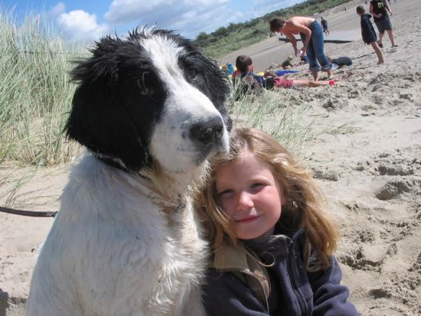 Stranderlebnis in Holland ©entdecker-greise.de
