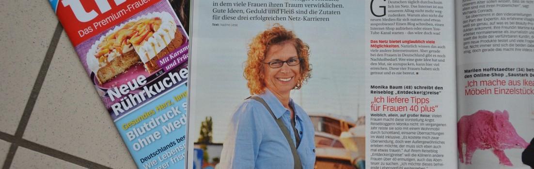 Tina-Interview mit Entdecker(g)reise - wie cool ist das denn ... ©entdecker-greise.de
