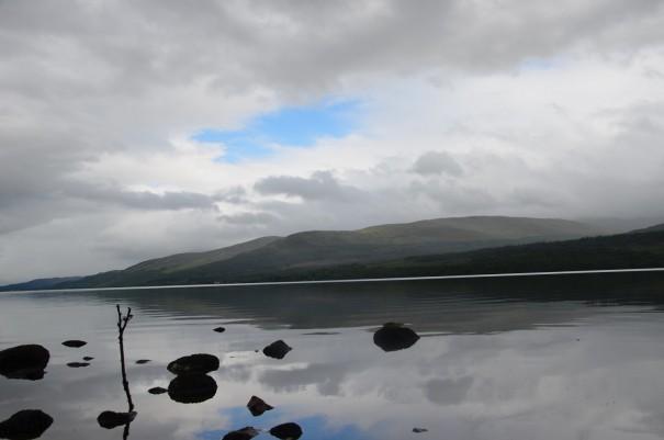 Unglaubliche Seenlandschaft in Schottland ©entdecker-greise.de