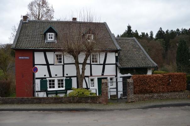 Wunderschönes altes Fachwerkhaus am Rande von Bensberg ©entdecker-greise.de