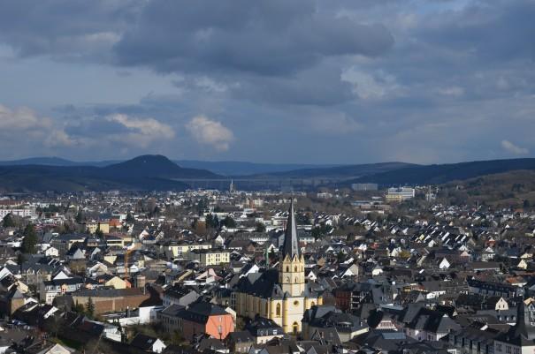 Ahrweiler mit der Laurentiuskirche ©entdecker-greise.de
