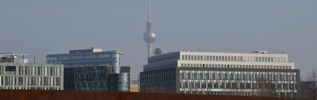 Berlins Wahrzeichen der Fernsehturm ©entdecker-greise.de