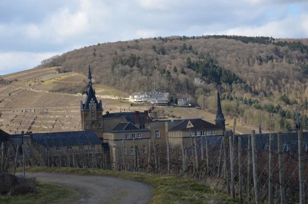 Blick auf Kloster Calvarienberg im Ahrtal ©entdecker-greise.de
