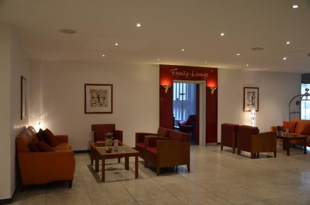 In der gemütlichen Family Lounge kommen alle Gäste auf ihre Kosten. ©entdecker-greise.de