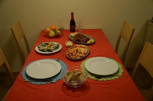 Kulinarischer Mädelsabend mit köstlichen Meeresfrüchten ©entdecker-greise.de