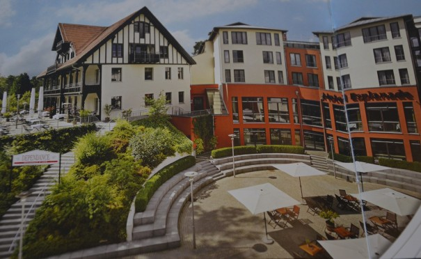 Nach der Arbeit ... darf natürlich auch das Vergnügen nicht fehlen, hier im Hotel Esplanade Ressort & Spa Bad Saarow ©entdecker-greise.de