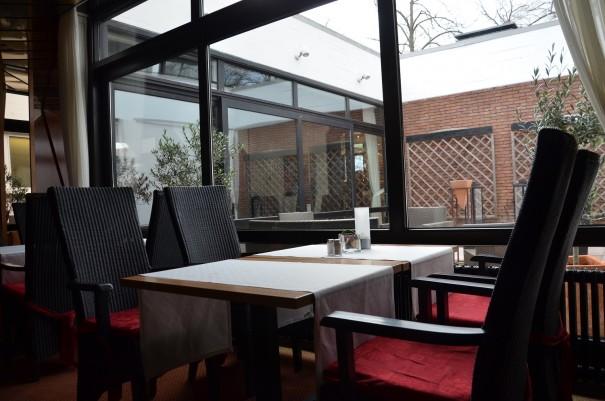 Wintergarten-Atmosphäre im Dorint Hotel bad Neuenahr. ©entdecker-greise.de
