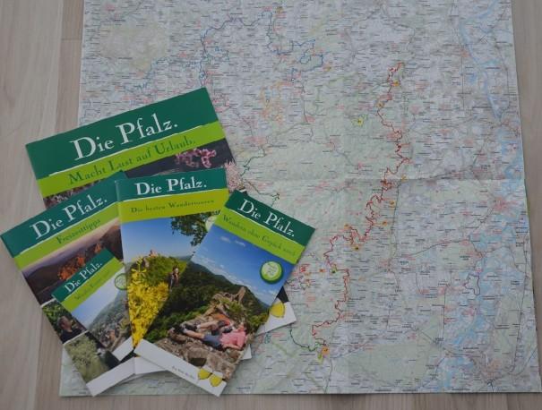 114 km auf dem Pfälzer Höhenweg - einer der Prädikatswege unter den Fernwanderwegen ©entdecker-greise.de