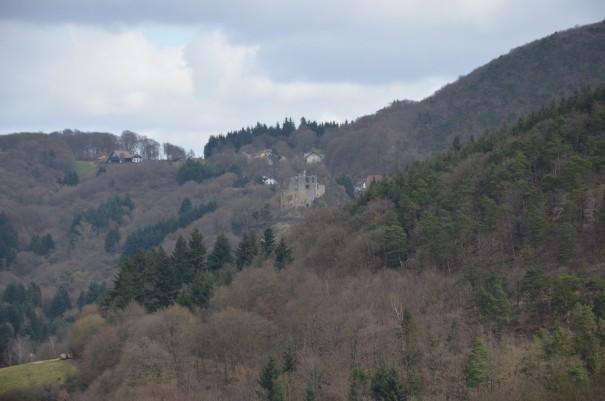 Blick auf Burg Falkenstein ©entdecker-greise.de