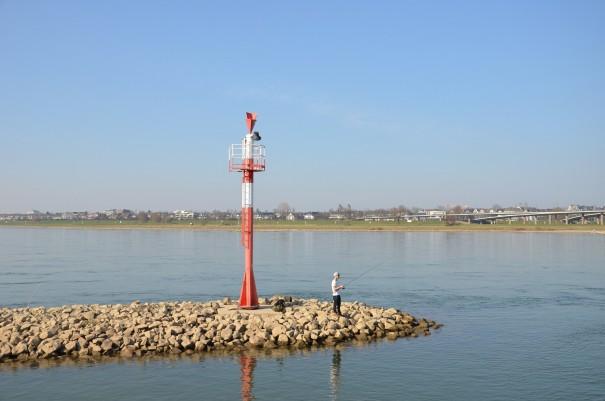Düsseldorf vom Rhein aus entdecken ist mit der Weissen Flotte  ein tolles Erlebnis  ©entdecker-greise.de