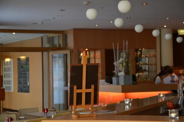 Der Spa-Empfang im Hotel Esplanade Resort & Spa ©entdecker-greise.de