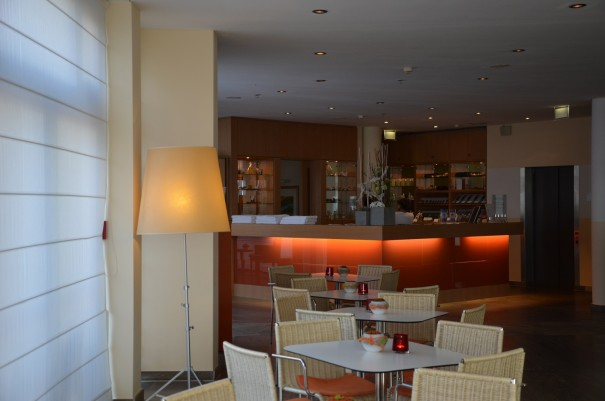 Gesund genießen in der H2O Bar des Hotel Esplanade ©entdecker-greise.de