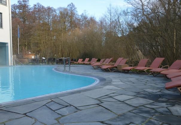 Poolbereich Hotel Esplanade Resort & Spa Bad Saarow  ©entdecker-greise.de