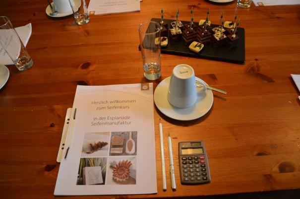 Seifenkurs im Hotel Esplanade Resort & Spa ©entdecker-greise.de
