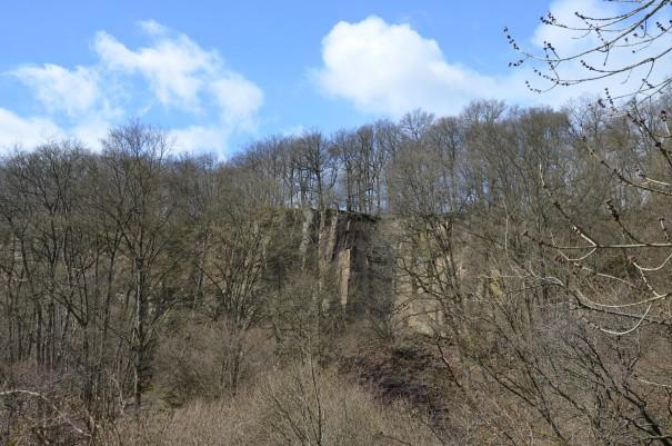 Die Landschaft hält stets eine Überraschung bereit auf dem Pfälzer Höhenweg  ©entdecker-greise.de