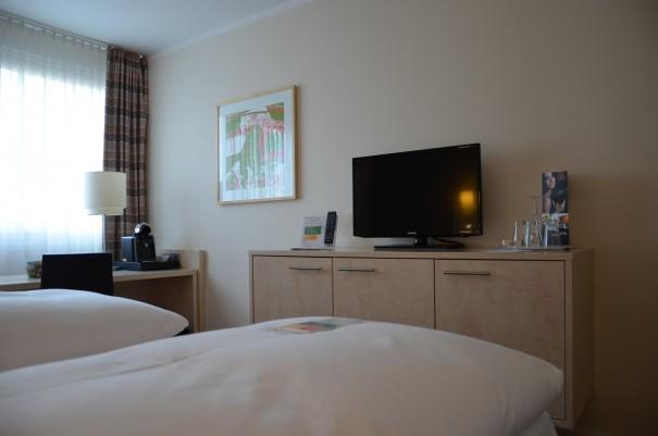 Die Zimmer des Radisson, sowohl durch Lage als auch durch Ausstattung eine wahre Oase der Ruhe ©entdecker-greise.de