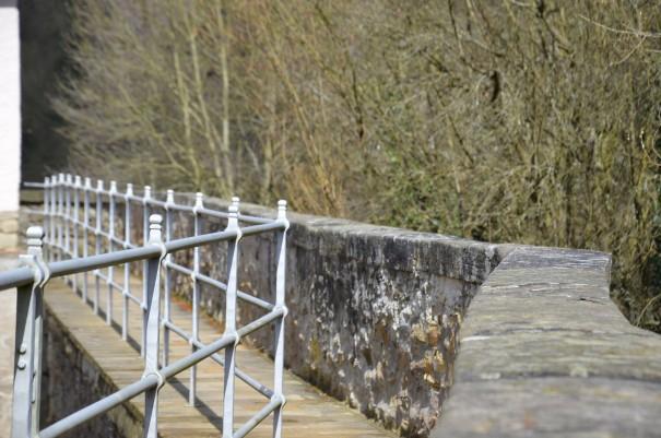 Weg entlang der Stadtmauer von Meisenheim ©entdecker-greise.de