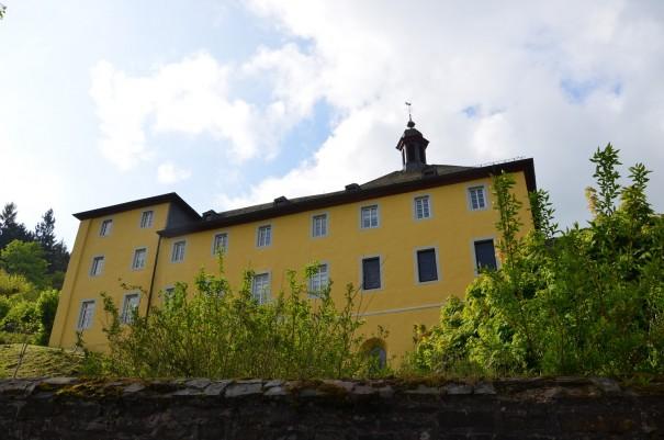 Das Kloster Marienthal zum Erzbistum Köln gehörend #TTwandern auf dem Wetserwald Steig ©entdecker-greise.de
