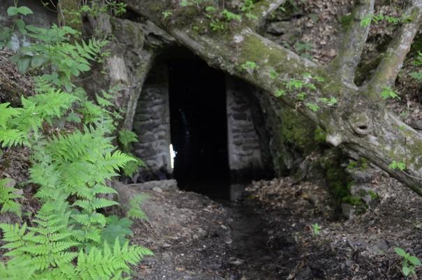 Das war mir ganz schön unheimlich hier ... beim #TTwandern auf dem Westerwald Steig ©entdecker-greise.de