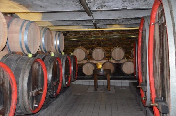 Eine Führung durch einen Weinkeller ist immer ein ganz besonderes Erlebnis! ©entdecker-greise.de