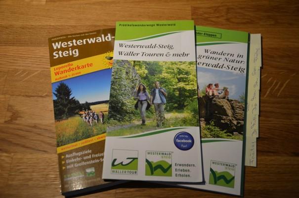 Vorfreude auf den Westerwaldsteig ;-) ©entdecker-greise.de