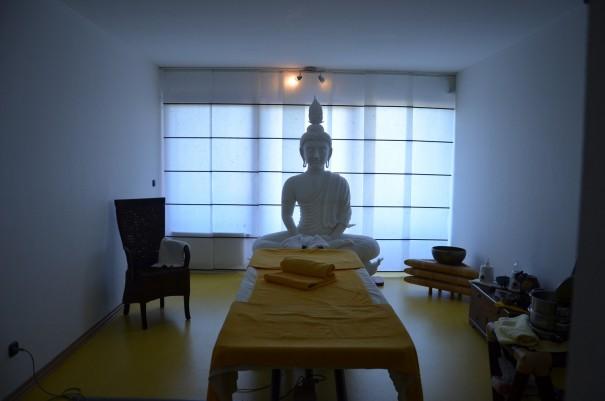 Ein ganz besonderer Raum für ein ganz besonderes Wellness-Erlebnis ... die Abyange im Wellness und Spa-Resort FREUND ©entdecker-greise.de