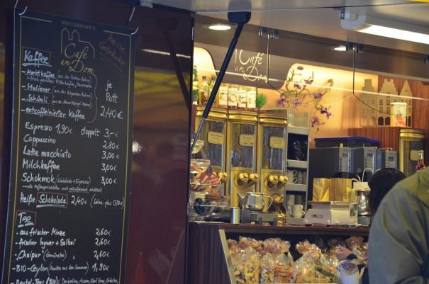 Der Wochenmarkt in Münster - hier macht einkaufen und schlemmen gleichermaßen Spaß! ©entdecker-greise.de