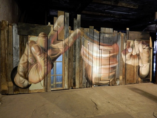 (1)UrbanArt Biennale 2015 im Weltkulturerbe Völklinger Hütte ©entdecker-greise.de