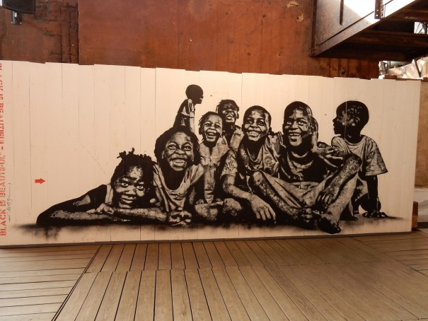 (5) UrbanArt Biennale 2015 im Weltkulturerbe Völklinger Hütte ©entdecker-greise.de