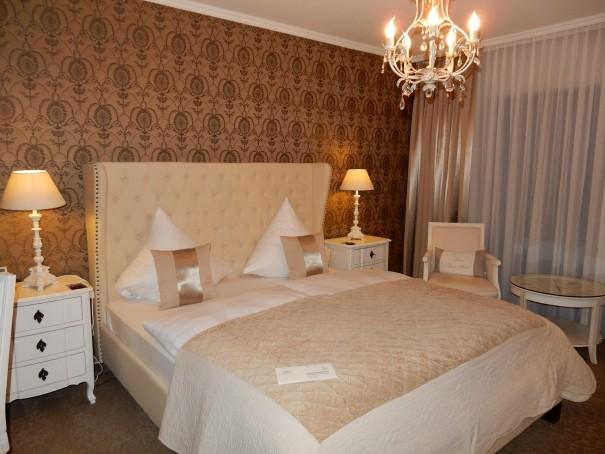 Jedes Zimmer wurde in einem anderen Stil eingerichtet, so wie jeder Gast sicherlich andere Wünsche mitbringt. ©entdecker-greise.de
