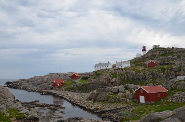 Ein Blick auf diese Landschaft fühlt sich an wie ein Traum ... noch heute spüre ich die Sehnsucht nach diesem mystischen Ort ... Norwegens südlichster Punkt Lindesness! ©entdecker-greise.d