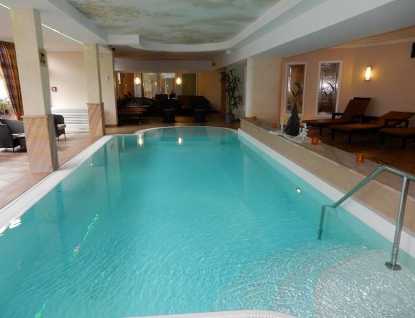 Der gemütliche Spa- und Wellness-Bereich des Hotel Quellenhof lädt zum relaxen ein! ©entdecker-greise.de