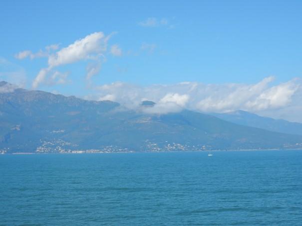 Entdecker(g)reise im Glück - beim ersten Blick auf Korsika! ©entdecker-greise.de