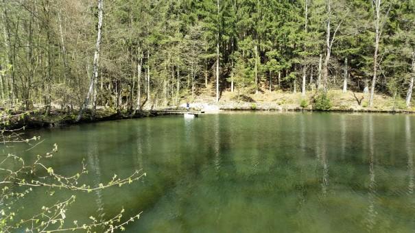 Der Klamgpfad bei Nümbrecht hat alles zu bieten, Gewässer, Wälder, Wiesen, Weitblicke ... ©entdecker-greise.de