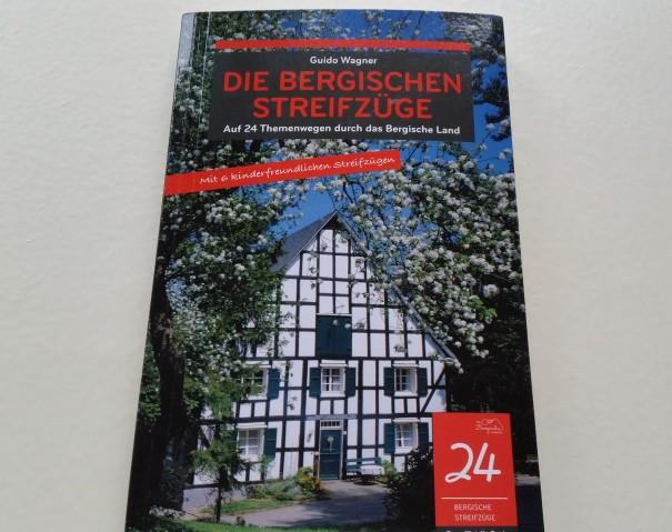 Die Bergischen Streifzüge zum Stöbern und Nachwandern! ©www.entdecker-greise.de